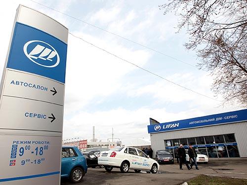 Какие автомобильные марки покинули Украину в 2015-м