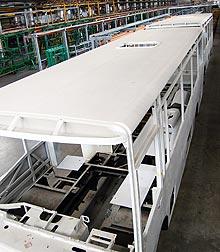 Как делают автобусы «Богдан». Репортаж с завода в Луцке