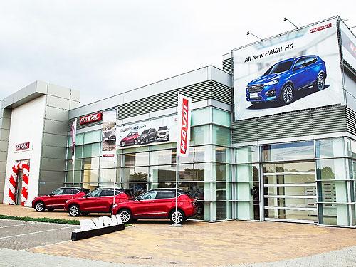 HAVAL в Украине удалось увеличить продажи и повысить доверие к бренду в 2020 году