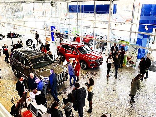 В Украине проходит летняя распродажа автомобилей HAVAL 2019 года выпуска со склада