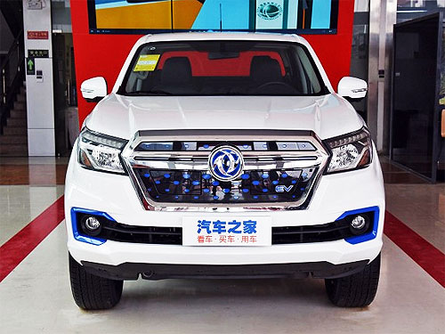 В Украине стартуют продажи электропикапа Dongfeng RICH 6 EV