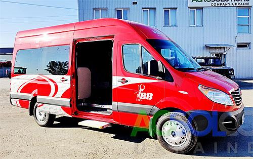 В АГСОЛКО стартовали продажи микроавтобусов JAC Sunray. Объявлены цены