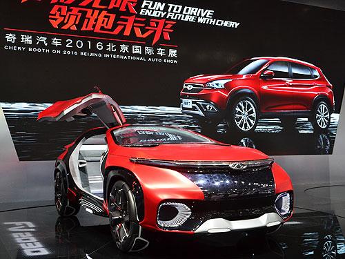 Какие новинки показали китайские автопроизводители