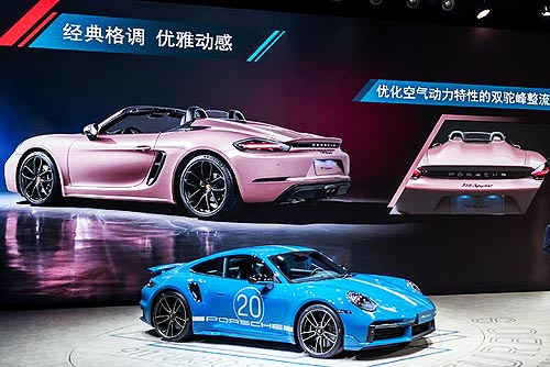 Самые яркие премьеры автосалона в Шанхае 2021