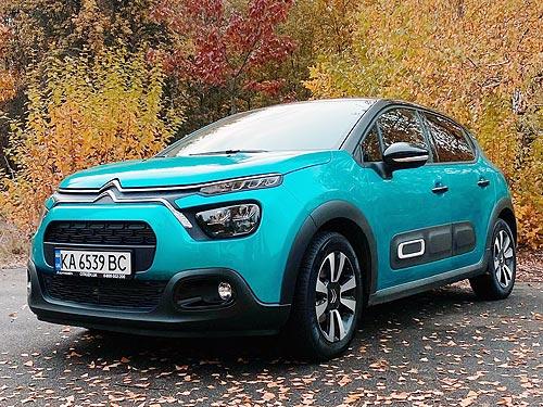 Новый хэтчбек CITROEN С3 претендует на звание «Автомобиль года в Украине 2021» - CITROEN