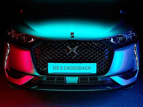 Кроссовер DS 3 CROSSBACK претендует на титул «Автомобиль года в Украине 2021» - DS