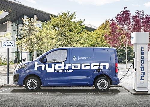 CITROEN предложит полный модельный ряд электрофицированных коммерческих фургонов - CITROEN