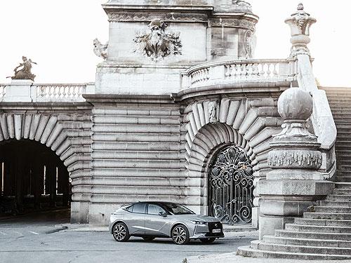 Стали известны украинские комплектации нового кросс-купе DS 4 - DS