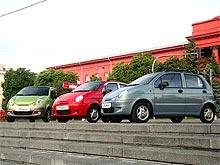 Украина вводит спецпошлины 12,2% на автомобили UZ-Daewoo - Daewoo