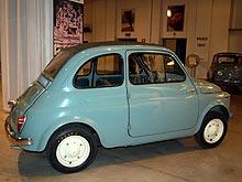 История Автомобилей. Музей FIAT в Турине
