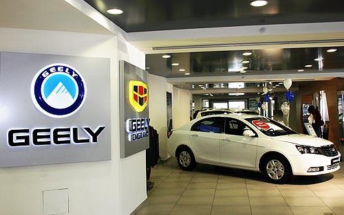 В сентябре на Geely Emgrand 7 действуют специальные цены от 299 900 грн. - Geely