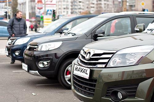 Сколько сейчас стоят самые доступные внедорожники в Украине