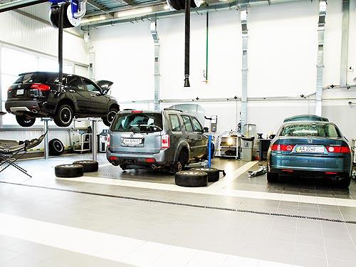 К 8 Марта владелицы Honda могут обслужить авто с дополнительной скидкой 8% - Honda
