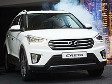 Hyundai Creta: Новый герой из мегаполиса - Hyundai