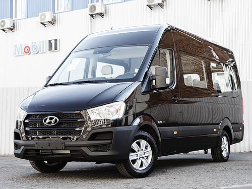Коммерческие автомобили Hyundai можно купить в лизинг с 10% грантом от ЕБРР