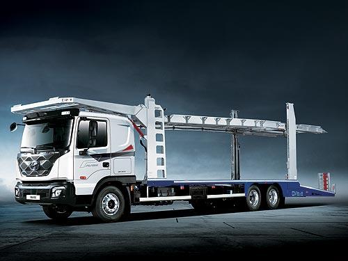 На украинский рынок выходит новый грузовик Hyundai Pavise - Hyundai