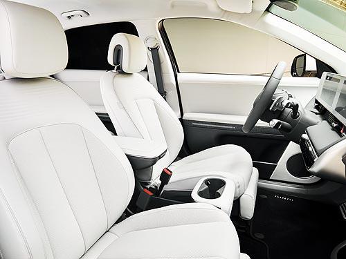 В Украине стартовали продажи нового электромобиля Hyundai IONIQ 5. Объявлены цены и комплектации - Hyundai