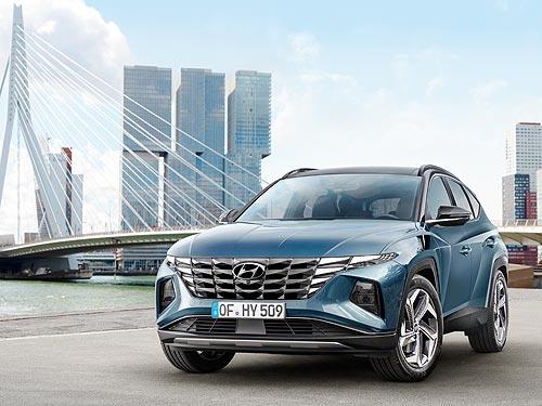 Объявлены цены на новый Hyundai Tucson в Украине - Hyundai