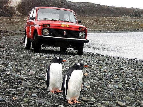 Автомобиль, опередивший время. ВАЗ-2121 «Нива» исполнилось 40 лет