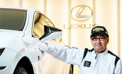 Lexus снял документальный фильм «Стиль жизни Такуми»