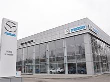 На Бориспольском шоссе открылся автосалон Mazda и Suzuki