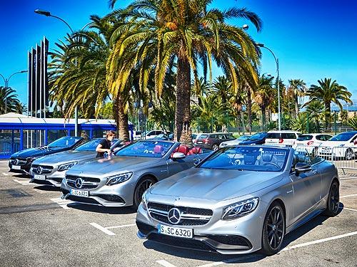 Mercedes-Benz снимет с производства купе и кабриолет S-класса