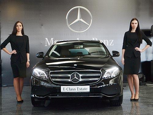 Mercedes-Benz в Украине ломает стереотипы и культивирует моду на универсалы