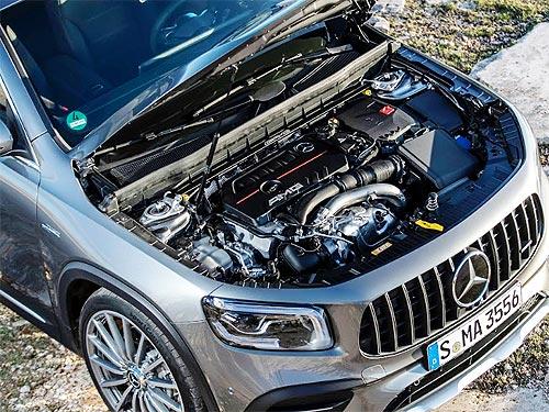 В Украине представили первый компактный 7-местный внедорожник Mercedes-Benz GLB - Mercedes-Benz