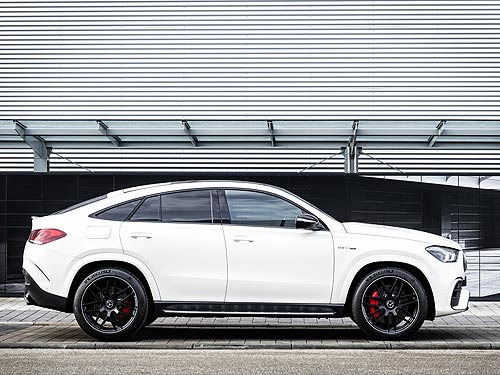Купе и внедорожник в одном автомобиле. Чем новый Mercedes-Benz GLE Coupé отличается от предыдущей модели - Mercedes-Benz