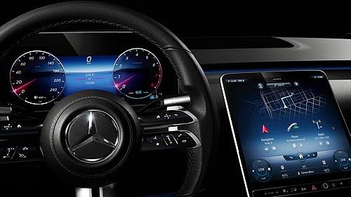 Что будет уметь новое поколение Mercedes-Benz S-Class. Разбираемся в возможностях второго поколения системы My MBUX