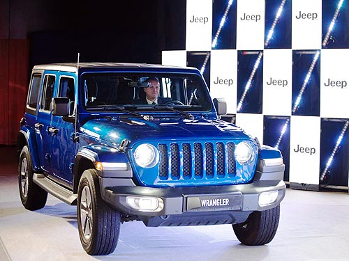 В Украине сменится дистрибьютор автомобилей JEEP