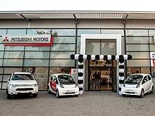 В Одессе открылся новый дилерский салон Mitsubishi