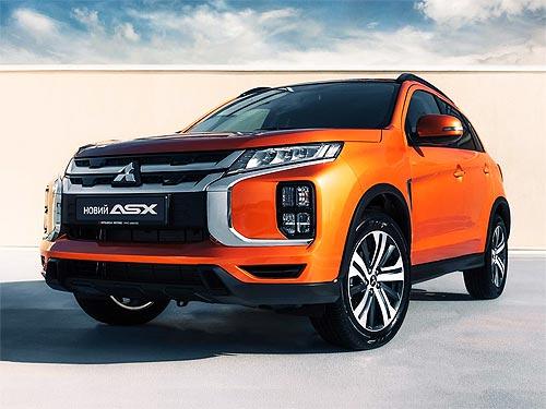 В июне купить Mitsubishi ASX можно с выгодой до 65 000 грн.