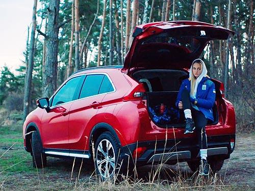 Mitsubishi сняла фильм про украинскую чемпионку по дзюдо