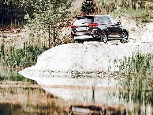 Mitsubishi Outlander теперь доступен по цене от 599 000 грн.* - Mitsubishi