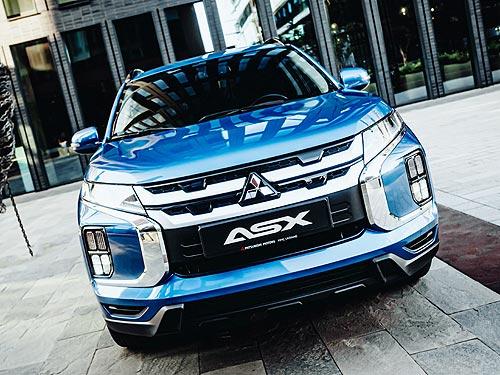В сентябре выгода на Mitsubishi ASX достигает 70 000 грн. - Mitsubishi