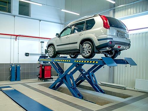 Записаться на сервис Nissan он-лайн стало еще проще - Nissan