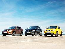 Nissan в феврале занял 4,4% рынка Европы, в Украине - 8,4% - Nissan