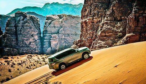 Nissan Patrol устанавливает еще один мировой рекорд Гиннеса - Nissan