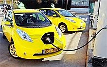 Парк электротакси Nissan уже превысил 550 авто - Nissan