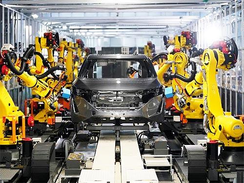 Nissan представляет «Интеллектуальную фабрику Nissan». Что это такое?