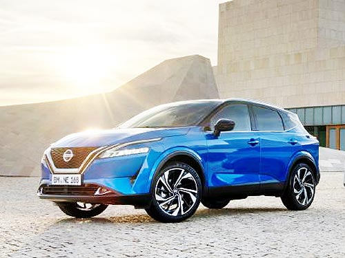 На новый Nissan Qashqai в Европе уже получено 10 000 заказов - Nissan