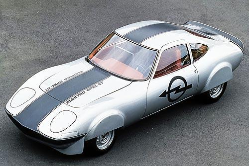Как создавались электромобили Opel