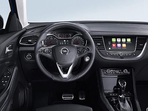 Подарок от Opel: к 30-летнему юбилею Украины – 30 кроссоверов с выгодой 30 тыс. грн. - Opel