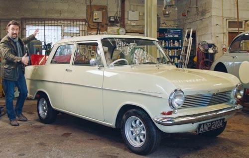 Знаменитый ведущий Ричард Хаммонд признался в любви к Opel