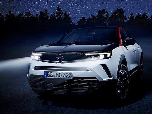 Стали известны комплектации новой Opel Mokka для Украины