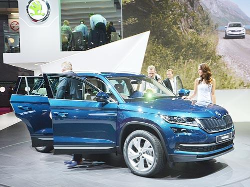 Будущие автомобильные бестселлеры 2017-го