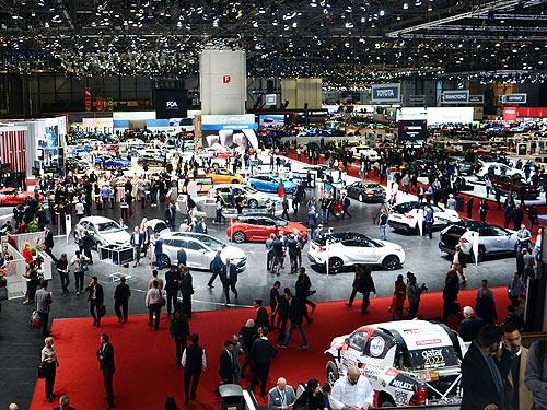 Женевский автосалон не состоится и в 2021 году. Его будущее теперь под вопросом