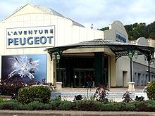 Живые экспонаты музея Peugeot - Peugeot