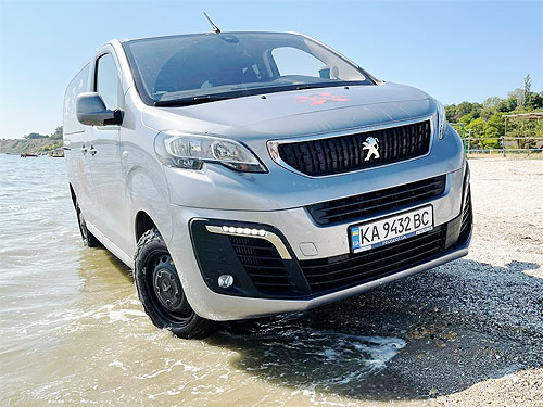 Меняет ли характер Peugeot Traveller система полного привода Dangel 4x4. Тест-драйв - Peugeot